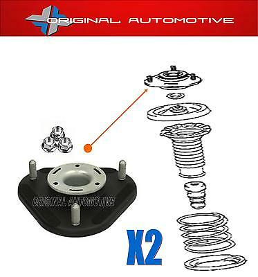 Fits Toyota Avensis Adt27 2009  Front Shock Absorber Top Strut Mountings 2Pces