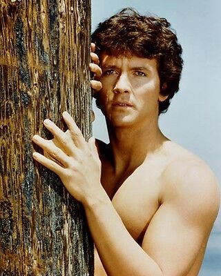 "PATRICK DUFFY - Man From Atlantis - Glossy 8""x10"" Photograph"