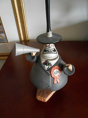 WDCC Nightmare before Christmas The Mayor Two-Faced Politician box & COA