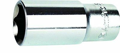 AMPRO T335525 1/2-Inch Drive by 25mm 6 Point Deep Socket, New, Free Shipping