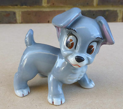 WADE Disney Blow Up Scamp Figurine (Lady and the Tramp)