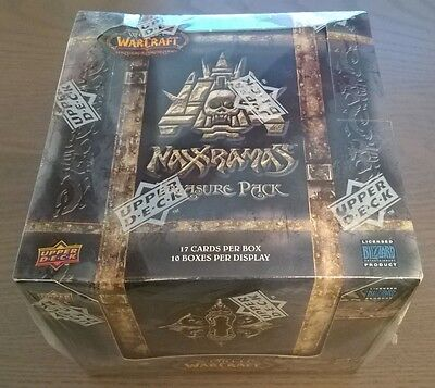 World of Warcraft - Naxxramas Treasure Pack Display - Pollo Grande? - Box - WoW