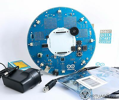The Official Arduino Robot - GorillaSpoke, DIY Invention and Free P&P Worldwide!