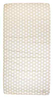 NEW Candide Baby Group Playard Pack N Play Mattress Beige Dots Candide Group