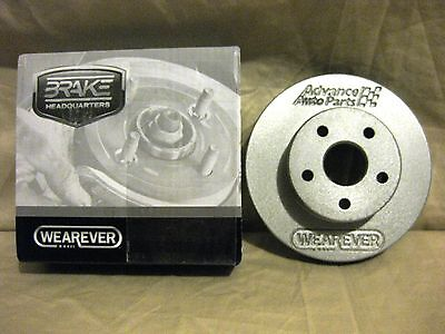 Brake Rotor Paperweight Mechanic Gift Mini Sample ADVANCE AUTO PARTS WEAREVER