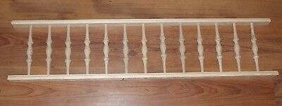 "Victorian Gingerbread Porch Spandrel Trim ~ 6.75"" Tall ~ SPINDLES ~ by PLD"
