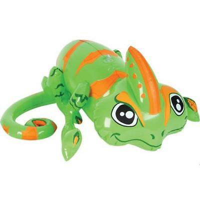 """24"""" Giant Inflatable Lizard Reptile Forrest Animal - Kids Jungle Party Novelty"""