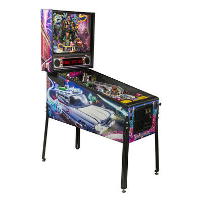Stern Ghostbusters Pro Pinball Machine