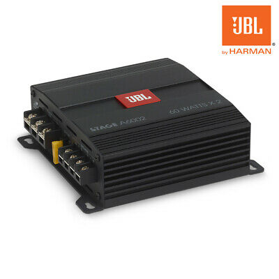 JBL GX-A602 STEREO 2 Channel Car Amp Amplifier 280w