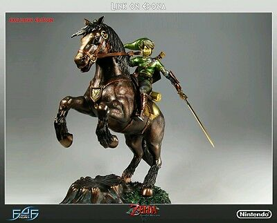 Link On Epona EXCLUSIVE first4figures