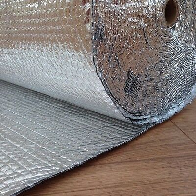 Foil Air Bubble Cell Radiant Reflective Insulation 12m2 only $60 free delivery