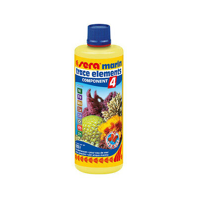 Sera Marin Component 4 Vier Trace Elements Kationics 250ml (100ml / 2,36€)