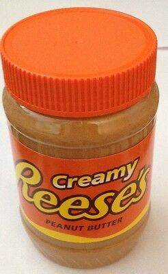 Reese's Creamy Peanut Butter Spread 510g Jar USA IMPORT