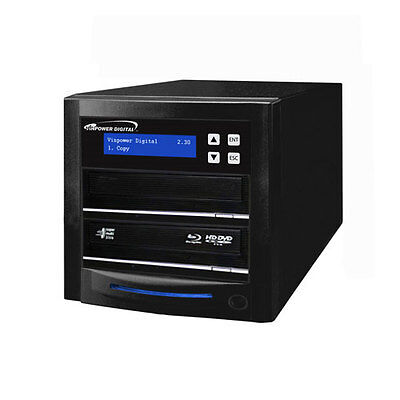 Vinpower Econ Series 1 Target Blu-ray DVD CD Disc Duplicator Copier