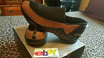 c73c15ca6a53 NIKE AIR JORDAN 15 MOC LOW SHOES (SIZE 8.5) (136042-002) NEW IN BOX ...
