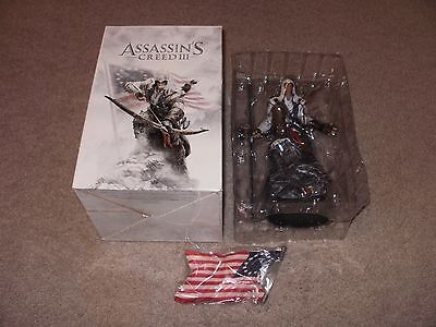 Connor Statue From Assassin's Creed Iii (Limited Edition)