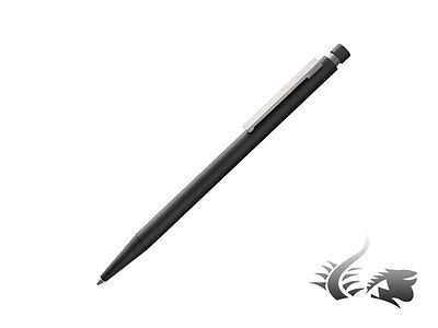 Lamy cp 1 Ballpoint pen, Lacquer, Stainless steel, Mat, Black, 1301472