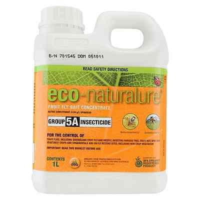 ECO NATURALURE FRUIT FLY BAIT CONCENTRATE 150 ml - $19 99