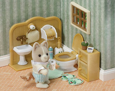 Sylvanian Families NEW Brother at Home Set + FREE SF BOOKLET