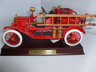 Franklin Mint 1916 Ford T Fire Engine