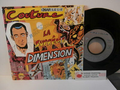 "charlelie couture""la supreme dimension""single7""or.fr.emi=1733357+encart juke-box"