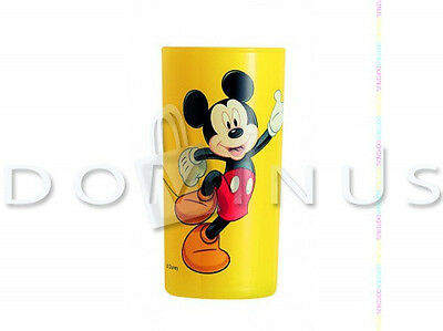 10240 Disney Mickey Mouse Luminarc Trinkglas Glas 270 Ml