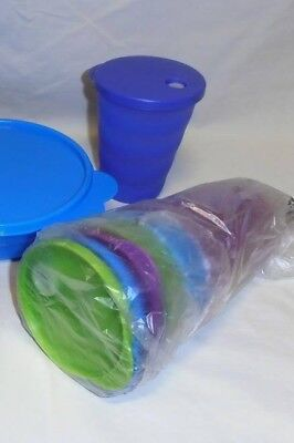 BNIP TUPPERWARE EVERYDAY COLLECTION includes straw tumblers & bowls! rrp $84