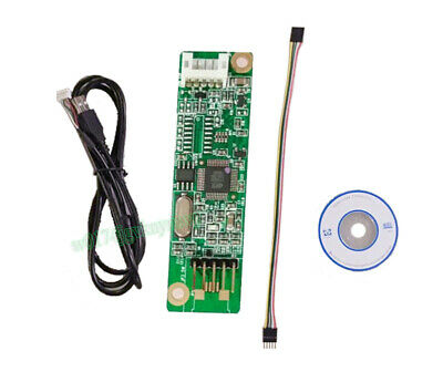 5 Wire Resistive USB Touchscreen Controller LCD Touch Screen Panel Driver Card