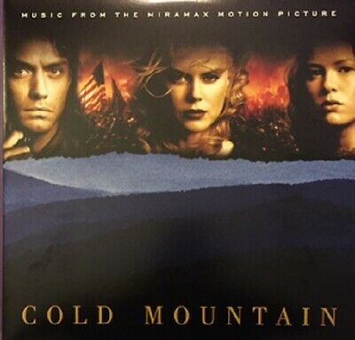 Cold Mountain soundtrack ORG limited 180gm vinyl 2 LP  CLR19 NEW/SEALED
