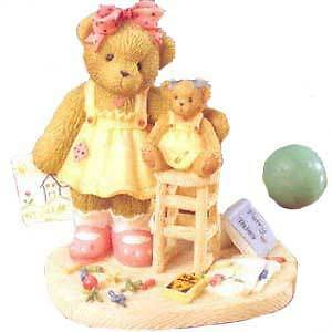 Cherished Teddies Rosemary - Colorful Days Are Spent With 811750 NIB