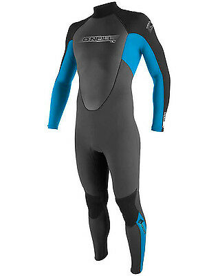 O'Neill Reactor 3/2mm Youth Wetsuit (2016) in Black & Blue