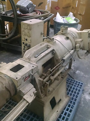 Injection Unit removed from TE Reed Injection Molding Machine 30oz