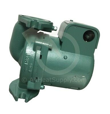Taco Pump 2400 - 20WB3P for Outdoor Wood Boiler Pump, Cast Iron 1/6 HP