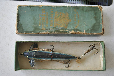 A Scarce Early Vintage Boxed Hardy Phantom Lure