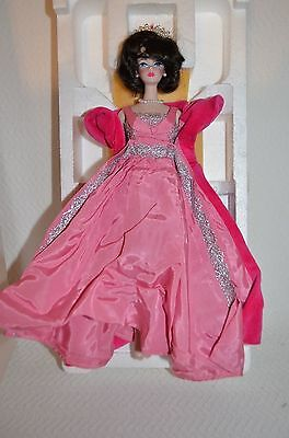 Sophisticated Lady PORCELAIN Barbie Doll - #5313 - MINT