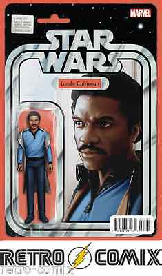 Marvel Lando #1 Action Figure Variant New/unread Bagged & Boarded