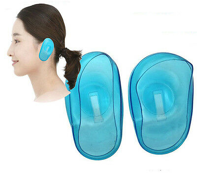 Hair Dye Colouring Ear Shield Covers Gown Protector Professional Styling Salon