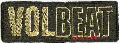Volbeat -  patch - FREE SHIPPING