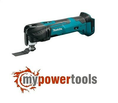 Makita XMT03 Z 18V LXT Li-Ion Cordless Multi-Tool Quick Release - DTM51ZX5