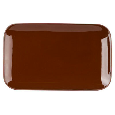 NEW Royal Doulton Barber & Osgerby Olio Small Red Platter