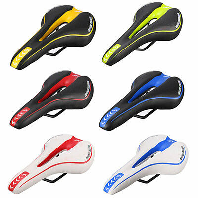 New MTB Road Mountain Bike Bicycle Cycling Comfort Soft Pad Seat Saddle Cushion
