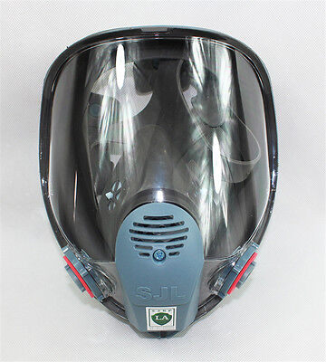 New For 3M 6800 Gas Mask Full Face Facepiece Respirator Painting Spraying AU