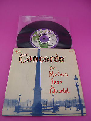 The Modern Jazz Quartet Concorde MEP 184 Metronome Records Sweden 1958