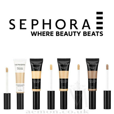 Sephora Make up Eyeshadow primer:Colorguard 12HR, Glliterguard 24H 10ml ORIGINAL