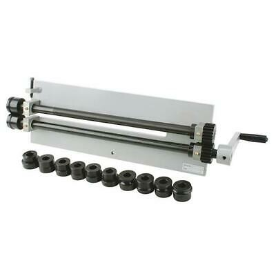 18 Inch Sheet Metal Bead Roller Tool with Dies Kit