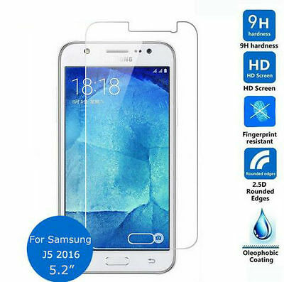 Verre Trempe Tempered Glass Screen Film Protector Samsung Galaxy J5 2016 / J510