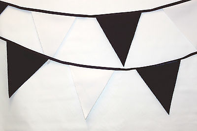 Southampton bunting colours ** 10 mtr ** Red and White