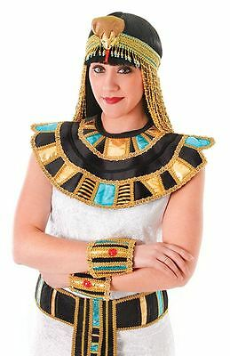 New Cleopatra Egyptian Collar - Fancy Dress Accessory
