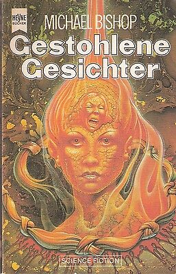 Gestohlene Gesichter Michael Bishop Science Fiction Roman