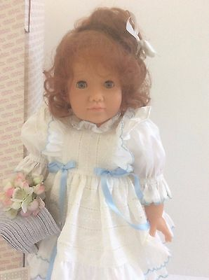 Gotz 1991 Limited Edition Doll Beverly